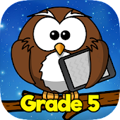 Fifth Grade Learning Games Android APK Download Free By RosiMosi LLC