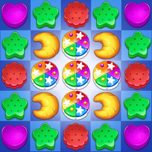 解謎App|クッキースタージャム LOGO-3C達人阿輝的APP