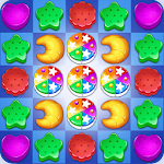 Cookie Star Jam Icon