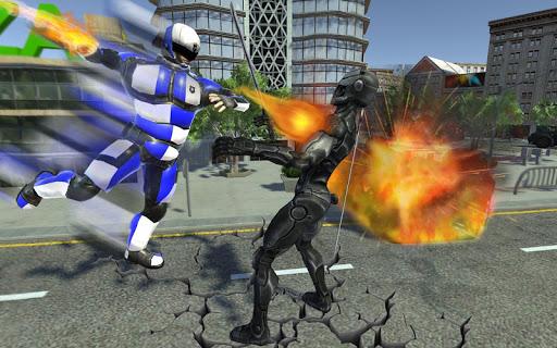 Super Speed Police Robot War: Mechs City Battle 1.2 screenshots 1