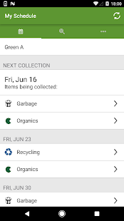MNC Curbside Collection- screenshot thumbnail