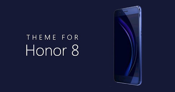 Theme for Huawei Honor 8 - náhled