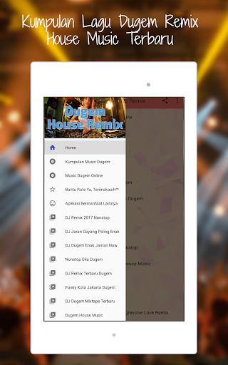 DJ Dugem Terbaru House Remix 2018 OFFLINE 1.0 screenshots 12