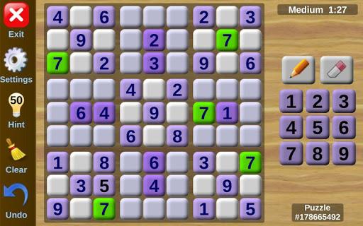 Sudoku Games and Solver screenshots 11