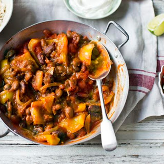 Mexican Bean Stew.