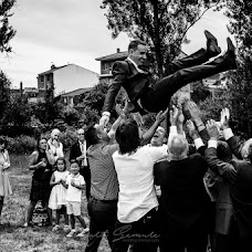 Wedding photographer Chema Sanchez (ChemaArtSemure). Photo of 27.09.2018