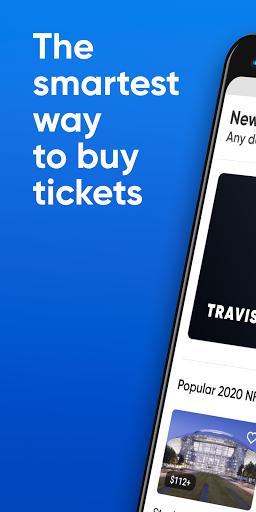 SeatGeek u2013 Tickets to Sports, Concerts, Broadway 2020.08.20313 screenshots 1