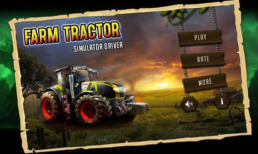 Farm Tractor Simulator: Driver