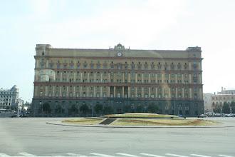 Photo: Bâtiment de l'ex KGB