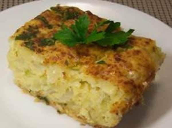 Zucchini Souffle