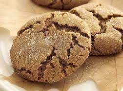 Virginia's Molasses Cookies- Recipe 100 Years Old