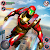 Flying Robot Grand City Rescue file APK Free for PC, smart TV Download