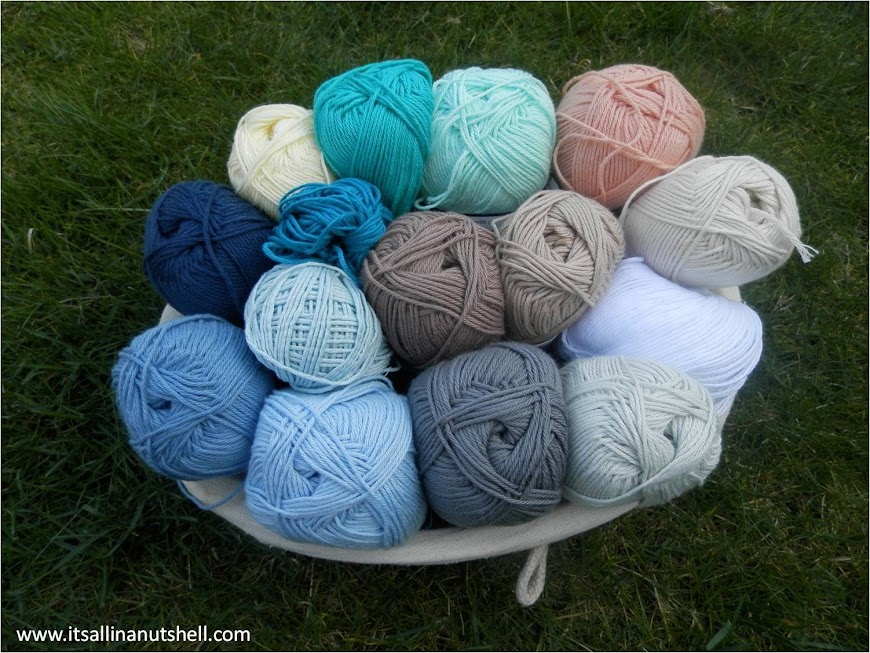 yarn colors for scheepjes cal 2014