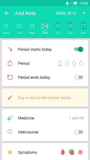 Period Tracker screenshot 6