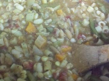 Great Northern Minestrone Recipe