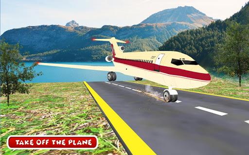 Aeroplane Games: City Pilot Flight  screenshots 12