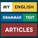 My English Grammar Test: Articles - PRO icon
