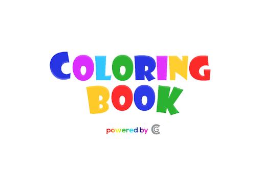 ぬりえ Coloring Book