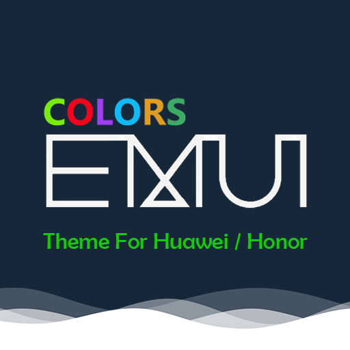 Colors Emui 5/8 theme for huawei