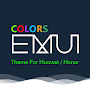 Colors theme for huawei Emui 5/8 APK icon