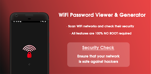 Free Wifi Password Viewer - Security Check - Apps on Google Play