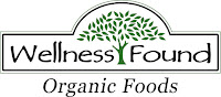 Wellness Found Organic Foods logo