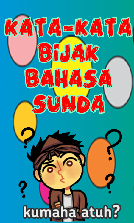 Kata Kata Bijak Bahasa Sunda Android تطبيقات Appagg