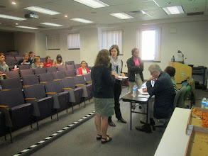 Photo: Communications Panel