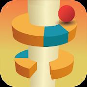 Jump Ball- Bounce On Tower Tile