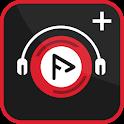 Fa Music Player Plus icon