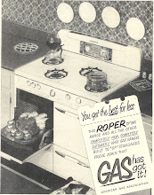 Photo: 1950. My mom had one of these. It was a great range.