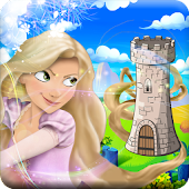 Princess Raiponce Adventures: Magic Escape