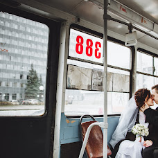 Wedding photographer Alena Babina (yagodka). Photo of 22.10.2017