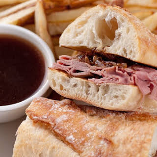 We JUST Found The Most Amazing Recipe For A French Dip Roast Beef Sandwich With Authentic Au Jus Sauce!.