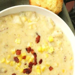 Potato Corn Chowder.