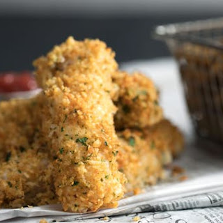 Potato Chip Crusted Fish Recipe