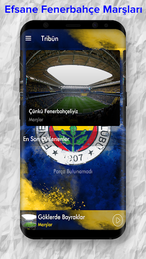 2019 Fenerbahçe Marşları screenshot