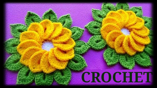 Download Learn how to crochet For PC Windows and Mac apk screenshot 4
