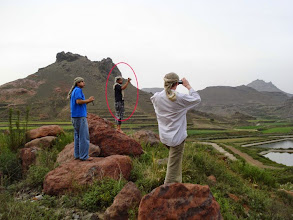 Photo: Essam, Evan and William are taking photos taken by Nathan