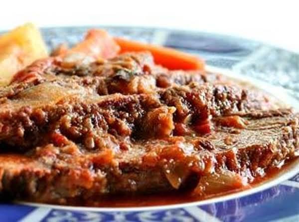 Crock Pot Swiss Steak Recipe