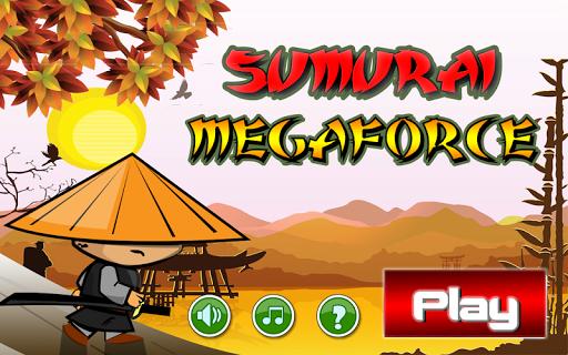 Samurai Megaforce