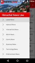 Himachal News screenshot thumbnail
