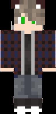 Werewolf Boy Nova Skin