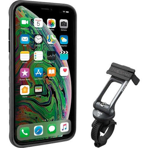 Topeak Ridecase with Mount - Fits iPhone XS MAX