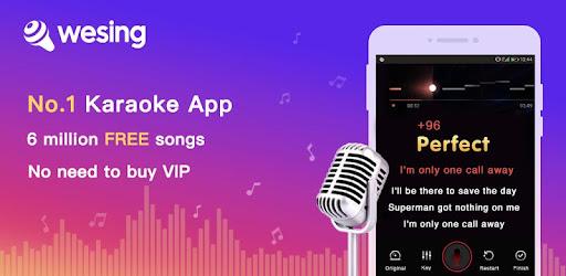 WeSing - Sing Karaoke & Karaoke Record & Sing Song – Apps on