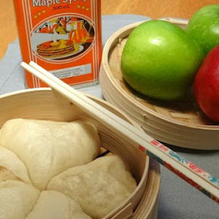 Chinese Steamed Buns - Mantou