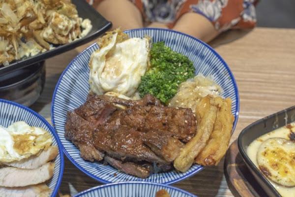 燒肉丼飯 台北西門店