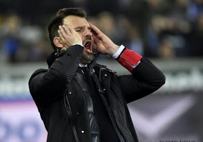 Giovanni van Bronckhorst succédera-t-il à Ivan Leko comme coach du FC Bruges ?