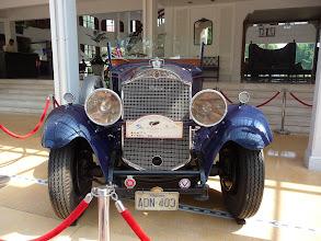 Photo: Packard classic car in Hua Hin Thailand.