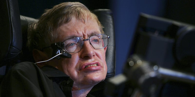 Stephen Hawking's final study was on parallel universes